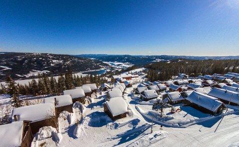 HYTTETUR: Innbyggere i Oslo-regionen, med unntak av Nordre Follo, har igjen lov til å reise på hytta. Hyttekryllingene ønskes velkommen tilbake av kommunen.