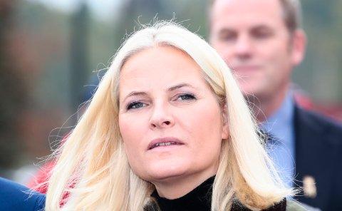 KRONISK: Kronprinsessen har levd med sykdommen i flere år, men har først fått diagnosen nå.