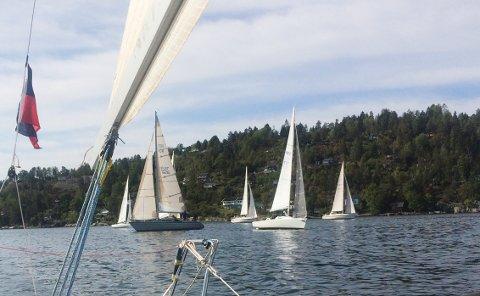 SÆTREKRUSET: Den tradisjonelle regattaen går 28.juni.