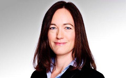 NY STILLING: Dagligleder i Statkraft, Trude Johanne Haugen Fjeldstad.