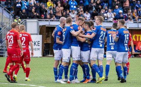 80fbb127 Trondheim 20190626. NM i fotball 4. runde 2019. Ranheim møter Brann. Ranheim