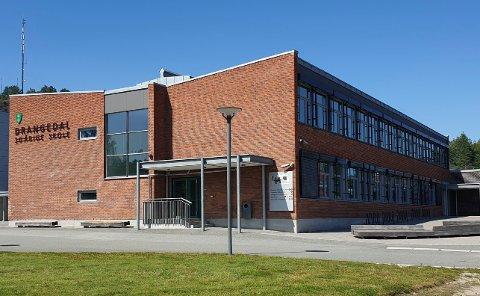 Drangedal  20190724. Drangedal 10-årige skole.  Foto: Karen Aarhus / NTB