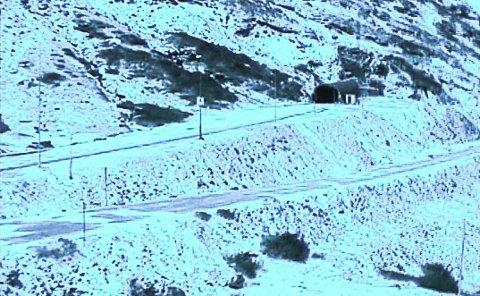 VINTERSIKKER?: Når fjellovergangen ved Haukeli skal bli vintersikre, sier den nye NTP ikke noe om. Det mener ordførerne som samferdselsutvalget i Vestfold Telemark ikke er godt nok.