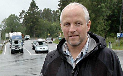 Halsa-ordfører Ola Rognskog.