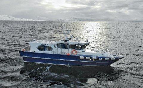 Holberg Shipping har kjøpt ny båt.