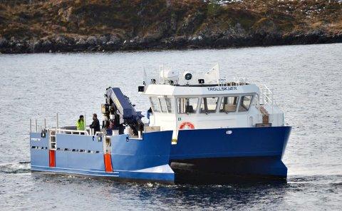 Promek har tidligere levert «Trollskjær» til Salmar. Nå har selskapene inngått en ny avtale for ytterligere to fartøy.