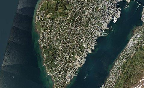 NAVNESTRID: Hva heter bydelen på vestsiden av Sør-Tromsøya? Det lurer også kommunen på.