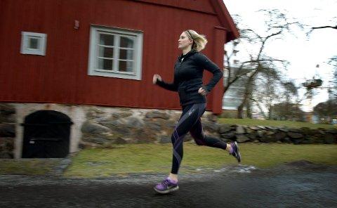GENFORSKER: Forsker og tidligere sprinter Malén Lindholm er interessert i hvordan gener påvirker våre treningsresultater.