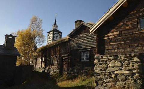 Røros: Ifølge Huseiernes landsforbunds indeks for bokostnader, er Røros det dyreste stedet i Fjellregionen. Arkivfoto: Guri Jortveit