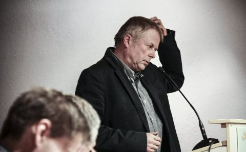 Ole Jørgen Kjellmark håper administrasjonen i Røros kommune klarer å komme fram til en løsning for den tidligere arbeidstakeren.
