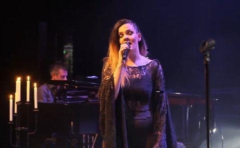 SANGPEDAGOG OG ARTIST:  Astrid K. Mjøen er sangpedagog på Ørland kultursenter i Trondheim og jobber med å gi ut sitt eget album.
