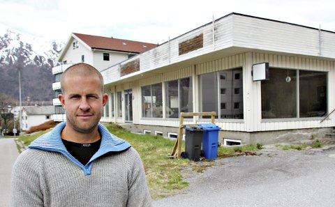 Beste tomta i by'n: – Vi mener at tomta er skreddersydd til formålet. Alle eiendommer som legges ut for salg i området, blir solgt relativt fort. Det indikerer at området er populært for folk som ønsker å bo i sentrum med gåavstand til det meste, sier Erik Gjershaug i SGS Eiendomsutvikling AS.