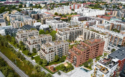 BOLIGPROSJEKT: Lørenveien 51 AS satser på boligbygging på Løren.