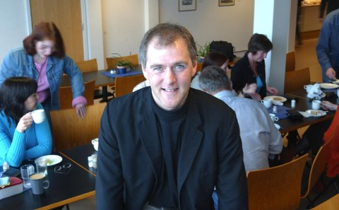 Knut Haarvik har blant annet jobbet i NRK Nordland i 18 år.