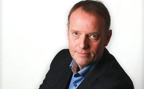 Sjefredaktør Jan-Eirik Hanssen har grunn til å være fornøyd med utviklingen i opplaget.