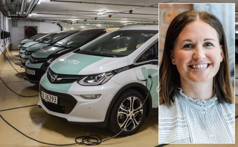 I samarbeid med Otto har Bodø Kommune startet med delingsbiler med innbyggerne. Markedsjef i Nabobil,  Lotte Børnick-Sørhaug, ser kun positivt på dette.