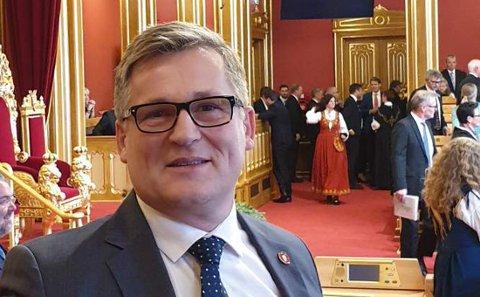 Dagfinn Olsen (Frp).