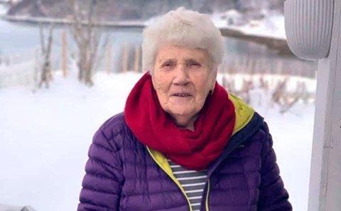 Inga Sleipnes (88) døde mandag.