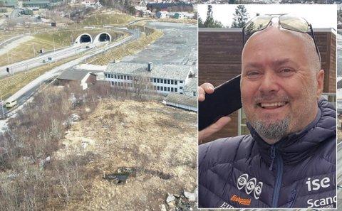 Bodø-investor Stig Otto Nilsen, styreleder i det nyoppstartede selskapet History Planet AS.