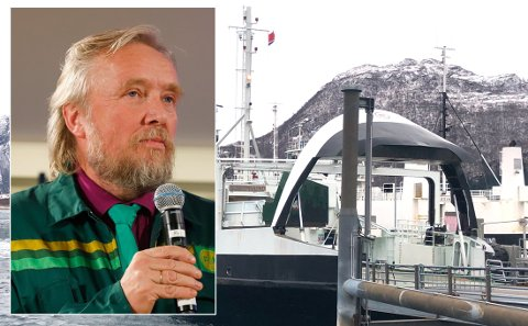 Varaordfører Ola Smeplass er klar på fylkeskommunen fortsatt burde ta regninga for beredskap på fergesambandet Misten-Festvåg.