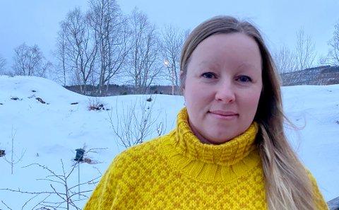 Eva Salhus Winther følger forfatter-drømmen.