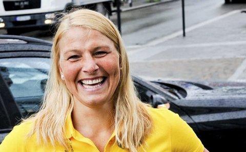 Gro Thomassen (40) er løpssjef for Bodø Run Festival.