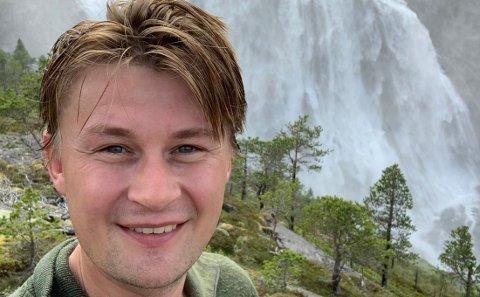Øystein Mathisen, tredjekandidat på Nordland Aps stortingsliste.