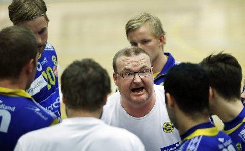 BHK-trener Jesper Svensson er opptatt av å ta vare på spilleren som nå har avgitt en positiv dopingprøve.