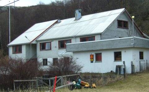 Kommunehuset på Gjerøy i Rødøy skal selges.