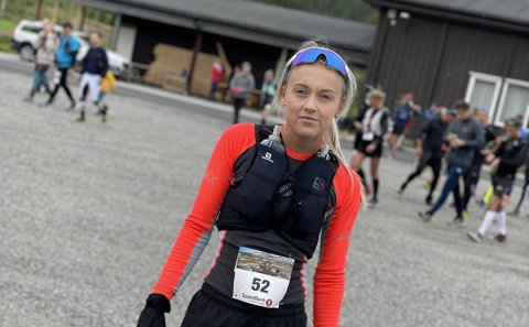 Marthe Følvik (27) vant dameklassen i Telegrafruta Ultra.
