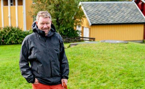 For direktør for eiendomsutvikling Anders Mehus Coucheron var nå tiden inne for å starte for seg selv.