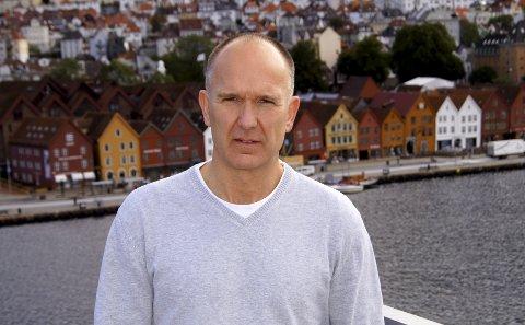Fungerende fylkesdirektør i Nav Hordaland Tommy Johansen.
