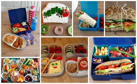 - Det tar bare ti minutter ekstra å lage matpakker som barna elsker å spise opp, mener matpakkeblogger Marianne Reinskoug Granerud.
