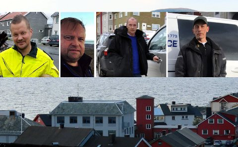 Raymond Aikio, Reidar Johansen, Stein Sandberg og Ronny Pettersen har alle sagt opp stillingene sine ved Teknisk Etat i Nordkapp kommune. Nå forteller de hvorfor.