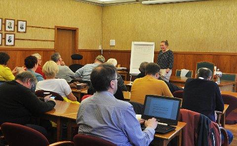Medlemsmøtet til Nordkapp Arbeiderparti vedtok å støtte rådmannens forslag til områdeplan for Nordkapphalvøya.