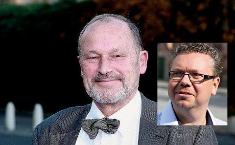REAGERER KRAFTIG: Frps stortingsrepresentant Ulf Leirstein (innfelt) reagerer kraftig på professor Per Fugellis uttalelser om barneekteskap.