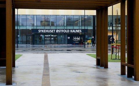 Mindre kø: Antall ventedager er gått ned ved Sykehuset Østfold, og på landsasis, i denne regjeringsperioden. Det er imidlertid reist kritikk ved måten det registreres på.