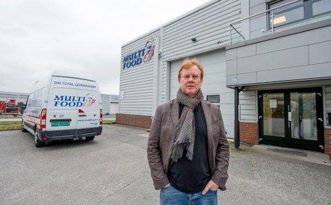 Det sa bom stopp for Hans Petter Arnesen og Multi Food i mars i fjor. Et drøyt år senere kan Lisleby-bedriften se seg godt fornøyd med ny omsetningsrekord.