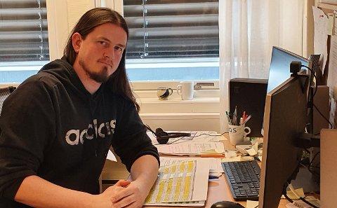 Inspektør Eivind Gunnesen ved Begby skole har stor forståelse for at mange lærere er slitne nå.