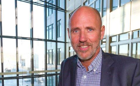 Plassjef i Bodø John-Arne Hansen i DNB Divisjon Midt-Nord