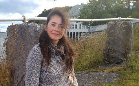 Årsaken: Elin Gjerseth har innsett at drømmen om å flytte til paradiset sitt når hun en gang pensjonerer seg, ikke lenger er så realistisk.