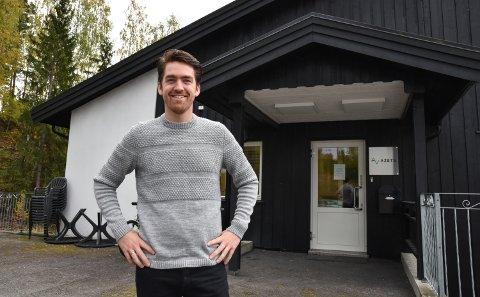 NYANSATT: – En kjempemulighet, sier Vegard Osgjelten om sin nye jobb hos Azets i Elverum.