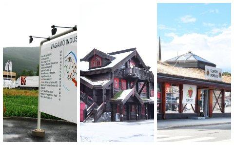 Det var ti selskaper som gikk konkurs i norddalen i løpet av året.