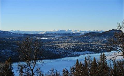 - Ikke aktuelt, mener Sør-Fron kommune om at området mellom Gålå, Kvitfjell og Skei kan være aktuelt for vindkraft.