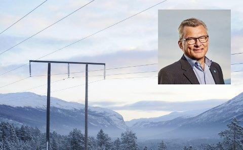 Roger Granum (V) mener aksjonæravtalene har sikret Lillehammer et sterkt og voksende fagmiljø innenfor norsk kraftproduksjon.