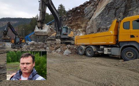 Vegvesenets beredskap fungerte etter hensikten, skriver avdelingsdirektør Catom Løkken.
