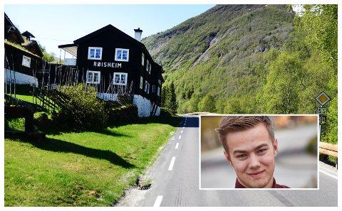 Norddalen har mange fortrinn som reiselivsmål, men treng tiltak som gir kortare reisetid for gjestane, meiner Torstein Bjørgen (H).