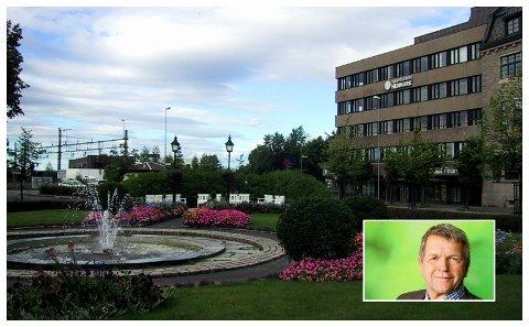 Terje Rønning (V) avviser at Hamar ler av Lillehammer.