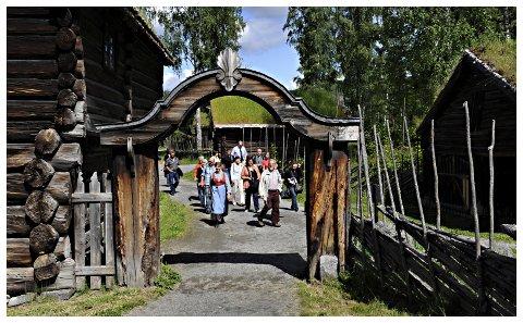 FØLGER OPP: Offentlige museer i Norge jobber etter de fire F'ene, forvaltning, formidling, fornying og forskning. Museene i vårt distrikt skårer ikke like bra på alle punktene.