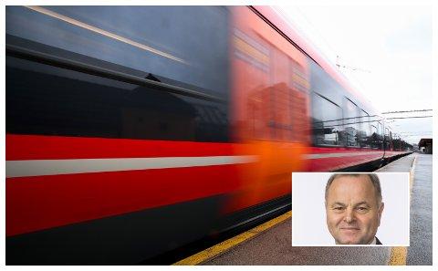 Konkurranseutsetting av jernbanedrift frigjør milliarder. Ap bør jobbe for at pengene går til framskynding av dobbeltspor, framfor å svartmale Regjeringens politikk, mener Olemic Thommessen.
